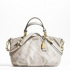 Love this new coach bag!