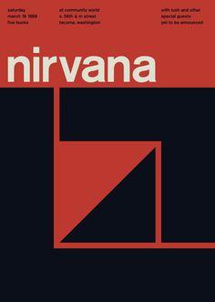 "Poster - ""Nirvana"""