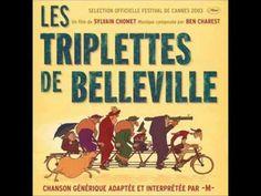 """Belleville Rendez Vous from """"The Triplets of Belleville"""""""