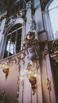 Discovered by Brenda Aranda. Find images and videos about art, aesthetic and architecture on We Heart It - the app to get lost in what you love. Baroque Architecture, Beautiful Architecture, Beautiful Buildings, Aesthetic Vintage, Aesthetic Art, Aesthetic Pictures, Aesthetic Statue, Aesthetic Pastel, Aesthetic Backgrounds