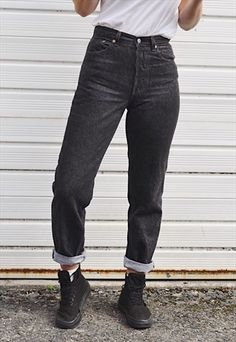 c8573bb7 9 Best Levi Mom jeans images | Levi mom jeans, Clothing, Fashion clothes