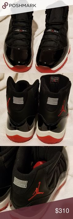 Air Jordan 11 Black Red Men s Size 11 The Air Jordan 11 Retro is probably d99f2ff2c