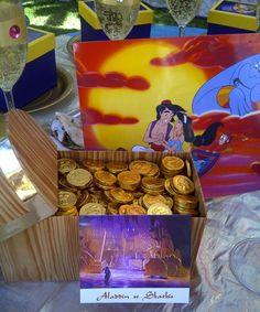 aladdin treasure chest