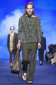 Etro   Menswear SS 2017 Milan