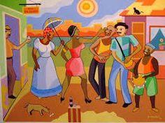 Resultado de imagem para samba de roda festa africana