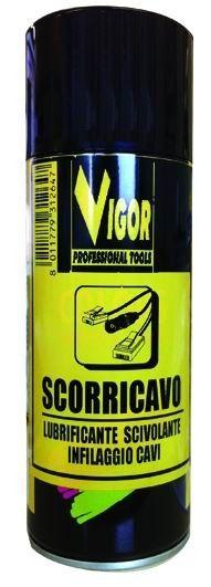 VIGOR SPRAY OLIO SCORRICAVO ML. 400 http://www.decariashop.it/oli-lubrificanti/19694-vigor-spray-olio-scorricavo-ml-400.html