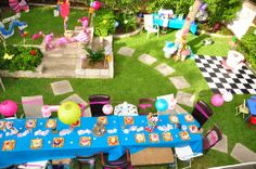 "Photo 1 of 15: Mad Hatter/Alice in Wonderland / Birthday ""Mad Hatter's Tea Party"" 