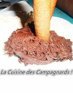 Mousse au Chocolat !