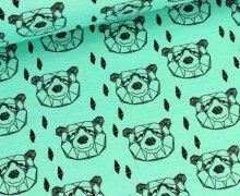 Sweat - Geo Bear - Bären - Andrea Lauren