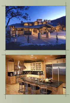 Luxury Log Homes Gallery | Free Luxury Log Home Planning And Design Guide  From Atrium Log