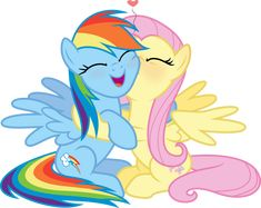 vector - Tags - Derpibooru - My Little Pony: Friendship is Magic Imageboard Mlp Fan Art, Mlp Pony, Couple Drawings, My Little Baby, Simple Backgrounds, My Little Pony Friendship, Fluttershy, Rainbow Dash, Equestria Girls