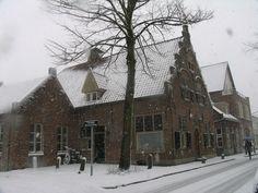 Het oudste huis 1633, Oisterwijk. Foto: Huub van Osch