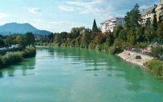 Il fiume più lungo che nasce in Italia?....  #fiume #po