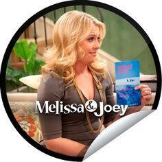 Melissa & Joey: Mother of All Problems...Will Joe hurt Mel's already rocky relationship with her mother? Check-in with GetGlue.com for this Melissa & Joey sticker!