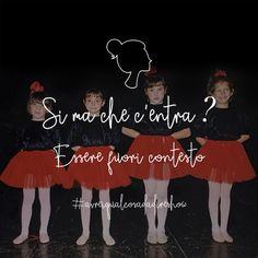 Essere fuori contesto | Un episodio di Avrei qualcosa da dire Show | Blog & Podcast – La mia vita in chiave comica fedelmente e sapientemente documentata #danza #piccola #bambina #riflessioni #vita #contesto #essere #podcast