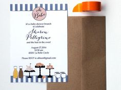 Free Printable Baby Shower Invitations : Home Improvement : DIY Network