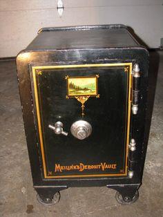 28 Best Safes and Vaults images in 2012 | Antique safe