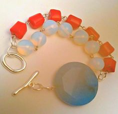 Giffy's Creations bracelet is on Etsy! https://www.etsy.com/listing/155196735/bracelet-corally-materials-coral-opale?ref=shop_home_active