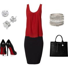 Dressy #WorkOutfit