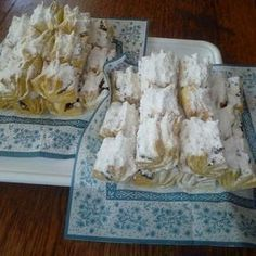 Hungarian Desserts, Hungarian Recipes, Salty Snacks, Coconut Flakes, Cake Cookies, Nutella, Food And Drink, Spices, Sweets
