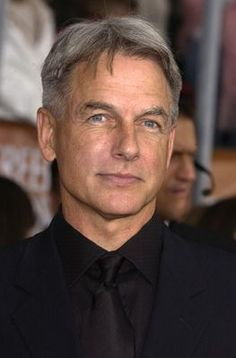 """huge crush on Mark Harmon...ever since way back in the """"Battle of the Network Stars"""" days!"""