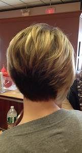 Best 25+ Stacked bob short ideas on Pinterest   Short bob hair, Short bob haircuts and Pixie bob ...