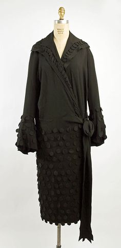 Circa 1923 dress, French. Gift of Georgia O'Keeffe, 1971