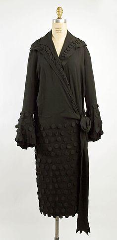 Circa 1923 dress, French. Gift of Georgia O'Keeffe, 1971