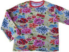 Gratis patroon t-shirt maat 80