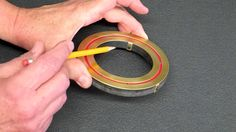 Flat Disc Electrical Slip Ring