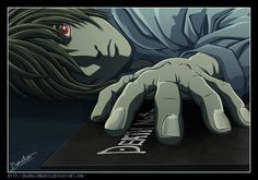 Light Yagami • Death Note