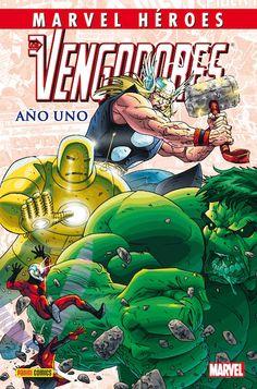 40 Los Vengadores: Año Uno