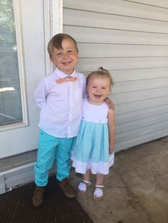 Josh and Anna's youngest kids