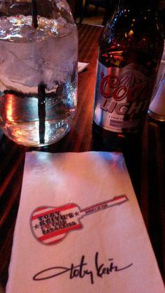 Toby Keith's Las Vegas restaurant at Harrah's