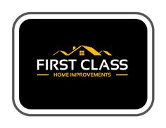 logo design for first class home improvements wwwfirstclasshomeimprovementscomau www - Home Improvement Design