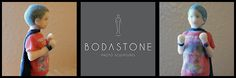Bodastone is a company that makes 3D sculptures of you. That's right you can be immortalized as a figurine! You get a few second body scan of your chosen pose and in your chosen outfit (if you cosplay this is perfect for you!) and then you have to wait but it is oh so worth it!