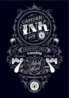 campden ink launch party | tenfold collective