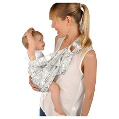 b424ba3ef84 Sears Adjustable Baby Sling by Balboa Baby is designed to allow secure