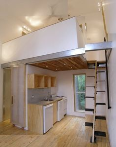 small loft house - Google Search
