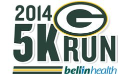Packers 5K Run/Walk - 2014 results - not as good as I would have liked but in 90 degrees and high humidity, so be it.