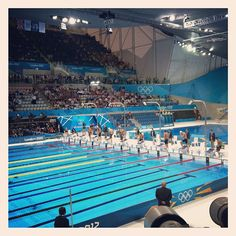 cadowner's photo  of London 2012 - Aquatics Centre on Instagram