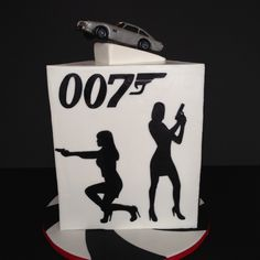 Cake For A James Bond Fan Modeling Chocolate Car Cake for a James Bond fan. James Bond Cake, James Bond Party, Chocolate Car, Modeling Chocolate, Cake Design Inspiration, Bond Cars, Birthday Cakes For Men, Just Cakes, Occasion Cakes
