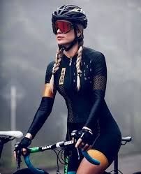 Girls can ride bikes, and our first aim is to get society accustomed to the sight of a girl on a bike.