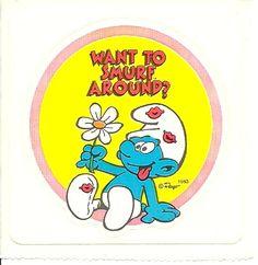 Want to Smurf Around ?