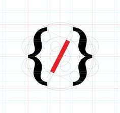 how to make a grid for logo design - Pesquisa Google