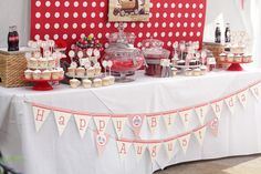 Sock Monkey Birthday Party (lots more photos/ideas at the website)