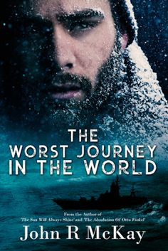 """The Wild Atlantic Book Club: """"The Worst Journey In The World"""""""