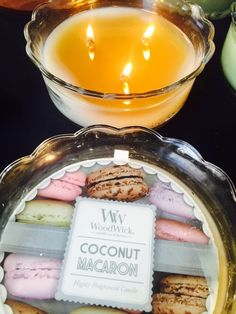 Say no more macaroon candles at its best