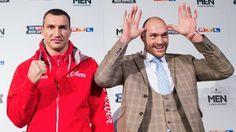 Welcome to Ochiasbullet's Blog: Klitschko: My ego protects me against Fury