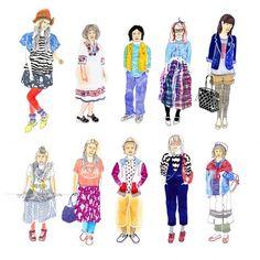 Kyoto People   |    Henny Haworth